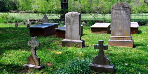 Funeral Planning 101: 3 Reasons to Buy a Burial Plot Now, Harpers Ferry, West Virginia