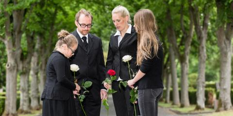 3 Etiquette Tips for Funeral Services, Dayton, Ohio