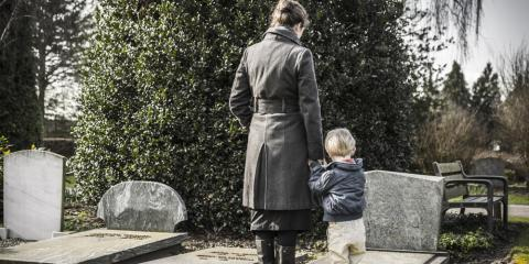 A Brief Guide to Talking to Your Child About Death, Wagoner, Oklahoma