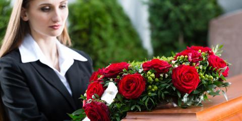 Funeral etiquette long distance