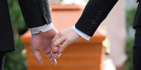 Funeral Director Offers Guidance on Coping With the Loss of a Spouse, Grandview, Ohio