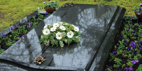 4 Types of Symbolic Funeral Flowers, Erlanger, Kentucky