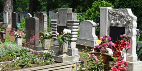 A Basic Guide to Funeral Planning, Kannapolis, North Carolina