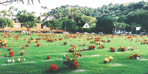 Nuuanu Memorial Park & Mortuary, Funeral Planning Services, Family and Kids, Honolulu, Hawaii