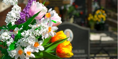 5 Beautiful Blooms to Honor Your Departed Loved One, Stratford, Connecticut