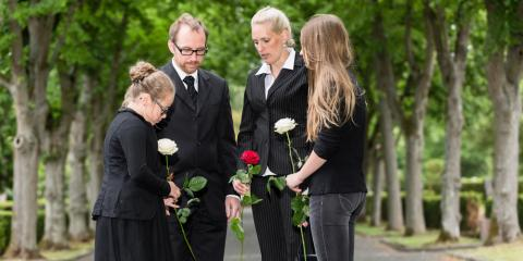 3 Ways Funerals Help With the Grieving Process, Cincinnati, Ohio