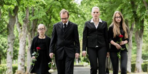 Is My Child Old Enough to Attend a Funeral?, Canandaigua, New York