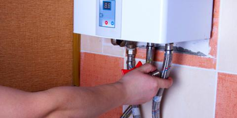 HVAC Company Discusses Tankless Vs. Traditional Water Heaters, Independence, Kentucky