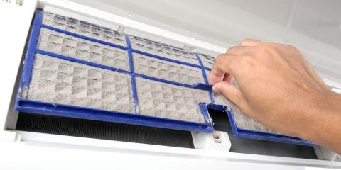HVAC Contractor Shares 3 Reasons to Have Air Filters Changed, Montgomery Village, Maryland