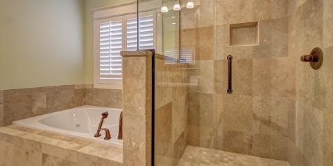 7 Different Frameless Shower Enclosures & Their Benefits, High Point, North Carolina