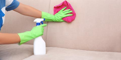 How to Remove Stains From Upholstery, Concord, North Carolina