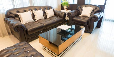 Do's & Don'ts of Maintaining Leather Furniture, West Lake Hills, Texas