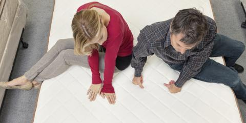 How to Choose the Right Mattress for Your Back, White Oak, Ohio