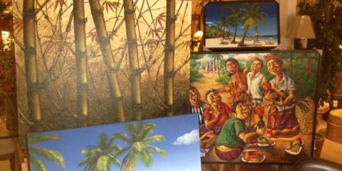 Moore Interiors Offers 20% Discount on All Original Artwork!, Lahaina, Hawaii