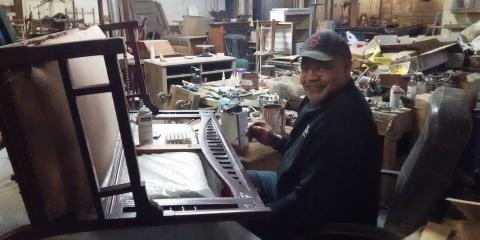 Cincinnatiu0027s Leading Furniture Repair Shop Credits Talented Employees For  Their Success, Cincinnati, Ohio