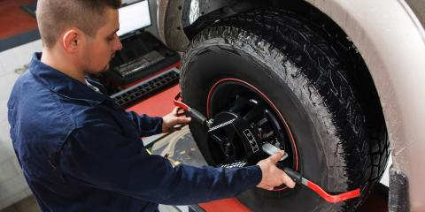 3 Signs It's Time for a Wheel Alignment, Columbia, Missouri