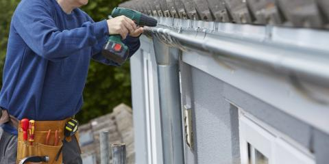 Why You Need Gutter Protection This Winter, Fairfield, Ohio