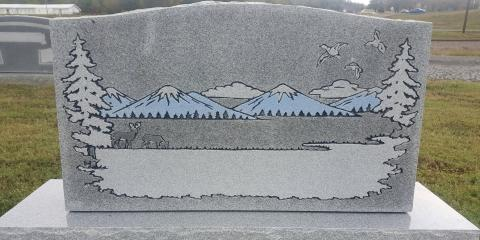 4 Carving Options for Stone Monuments, Morrilton, Arkansas