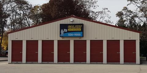 Galaxy Self-Storage, Self Storage, Services, La Crosse, Wisconsin