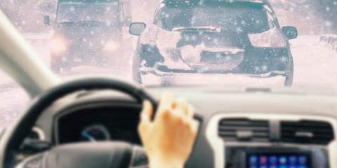 Who Is Liable for Car Accidents Caused by Bad Winter Conditions?, Galesburg, Illinois