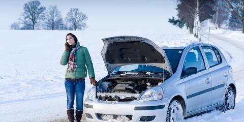 Galesburg Auto Body Shop: Keep These Items in Your Car for a Winter Emergency, Galesburg, Illinois