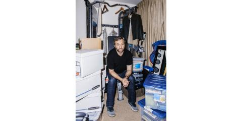 Is your Home Gym a clothes rack like Judd Apatow's ? , Barrington, Illinois