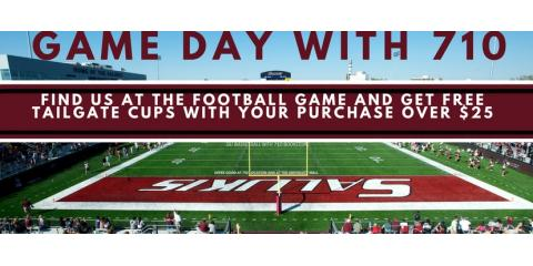 LAST SALUKI HOME GAME - FREE CUPS, Carbondale, Illinois