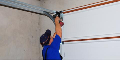 5 Reasons Your Garage Door Is Stuck, Carlsbad, New Mexico