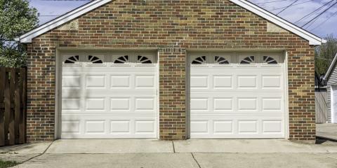 How to Choose an Energy-Efficient Garage Door, Centennial, Colorado