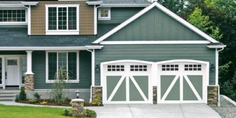 How to Find the Right Garage Door for You, St. Louis, Missouri