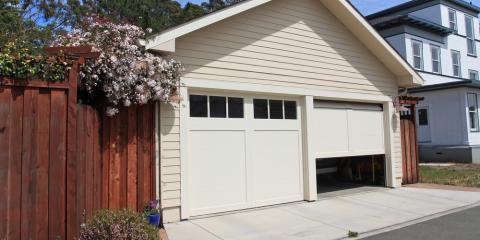 3 Ways a Better Garage Door Can Reduce Your Energy Bill, Dothan, Alabama
