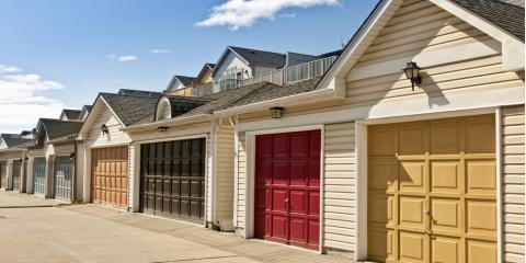 Top 3 Benefits of Garage Door Insulation, Norwich, Connecticut