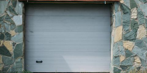 3 Common Garage Door Problems, Kalispell, Montana