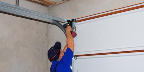 Why It Pays to Schedule Winter Garage Door Maintenance, Welcome, North Carolina