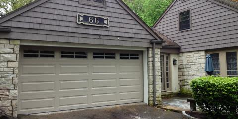 The Top 3 Styles For Residential Garage Doors, Milford, Connecticut