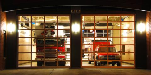 3 Industries That Rely on Commercial Garage Doors, Milwaukee, Wisconsin