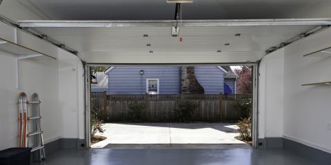 3 Reasons for Garage Door Spring Damage, St. Paul, Minnesota