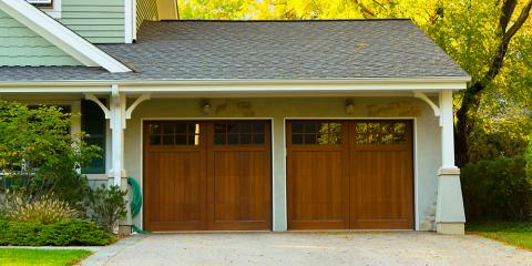 3 Tips for Choosing the Right Garage Door Materials, Summerfield, North Carolina