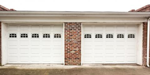4 Signs Your Garage Door Needs Repairs, North Ridgeville, Ohio