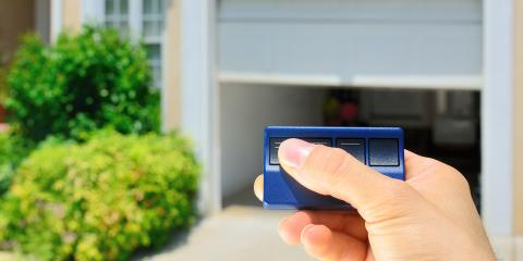 3 Different Types of Garage Door Openers, Greece, New York
