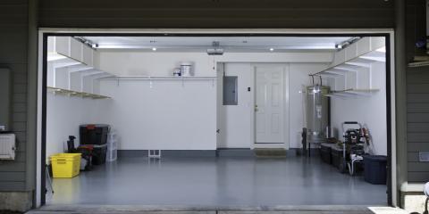 Benefits to Having an Automatic Garage Door, Middletown, Ohio