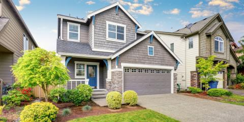 3 Tips to Select a Stunning Garage Door Color, Summerfield, North Carolina