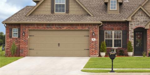 3 Ways to Keep Your Garage Door Working Its Best, Wentzville, Missouri