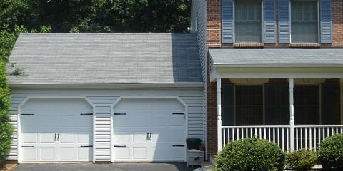 Garage Door Replacement Experts Explain How to Deal With a Damaged Door, Jessup, Maryland