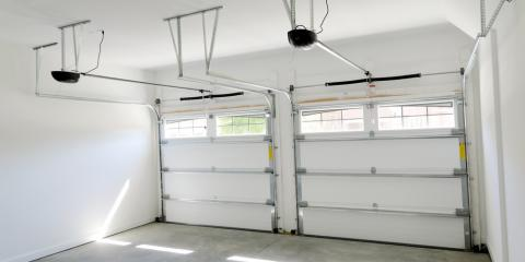What to Do If Your Garage Door Moves Slowly, Jacksonville, Arkansas