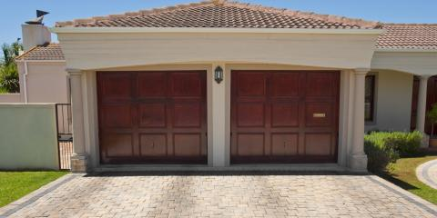 3 Benefits of Hiring a Local Garage Door Company, Milford, Connecticut