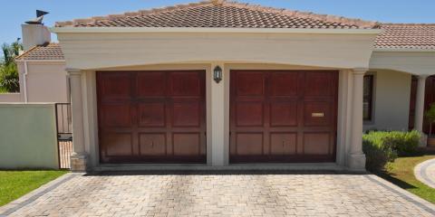 3 Benefits of Hiring a Local Garage Door Company, Milford, Connecticut