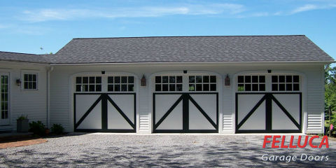 How to Boost the Value of Your Home in Rochester With a New Garage Door, Rochester, New York