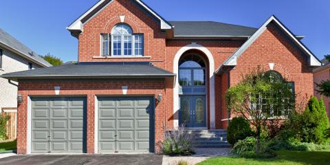 4 Reasons Your Garage Door Won't Open or Close, Rosemount, Minnesota