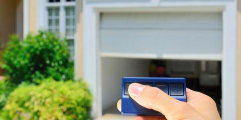 4 Ways to Prevent Burglars Entering Your Garage, Thornville, Ohio